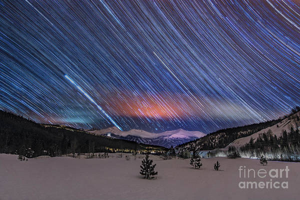 Photograph - Breckenridge Trails  by Bitter Buffalo Photography