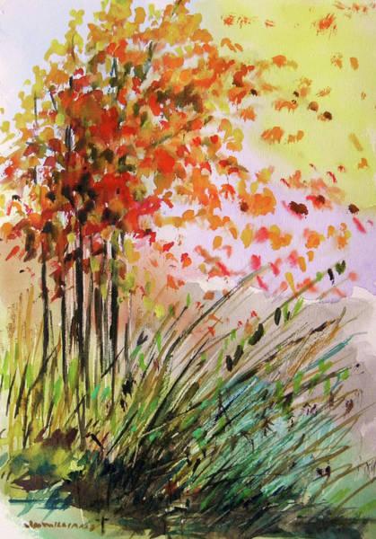 Breezes Art Print by John Williams
