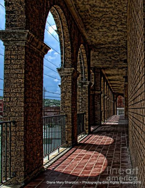Breezway On The Baker Art Print