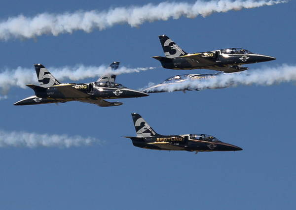Photograph - Breitling Convergence by John King