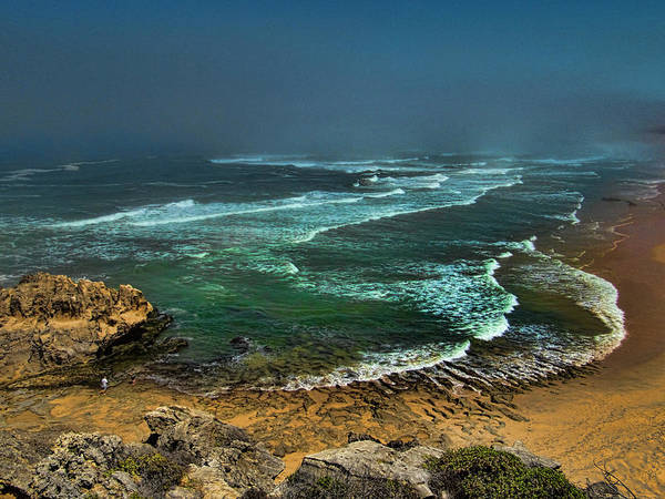 Wall Art - Photograph - Brenton-on-sea South Africa by David Smith