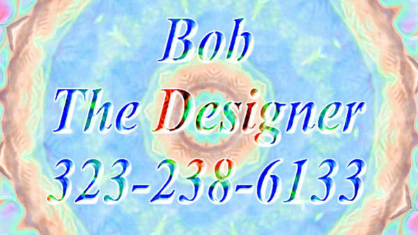 Robbie Digital Art - Brentwood Web And Graphic Design 323-238-6133 by Robbie Commerce