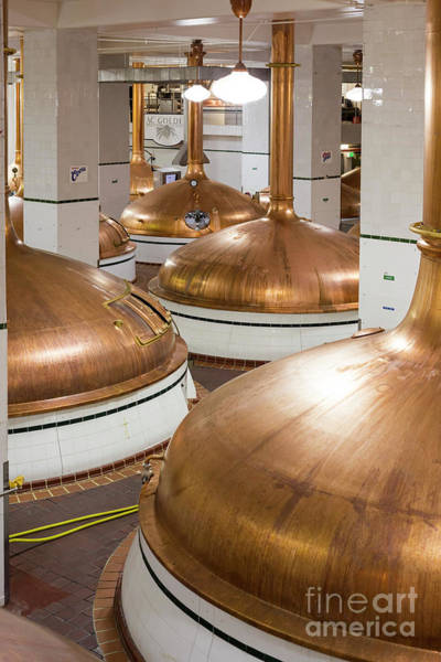 Photograph - Brewery by Jim West