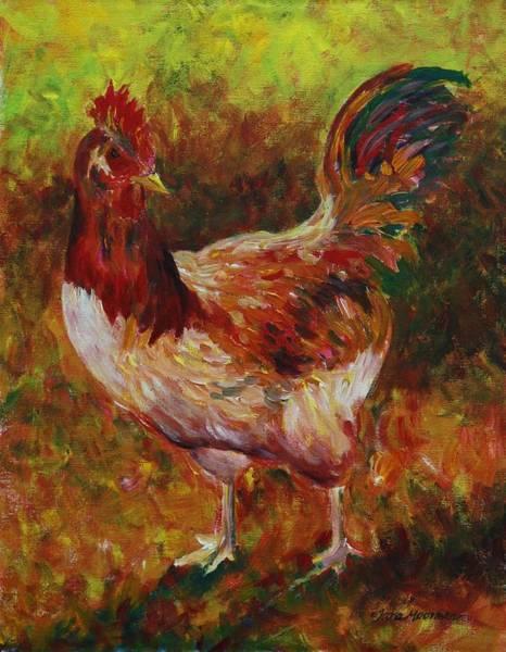 Painting - Brewster by Tara Moorman