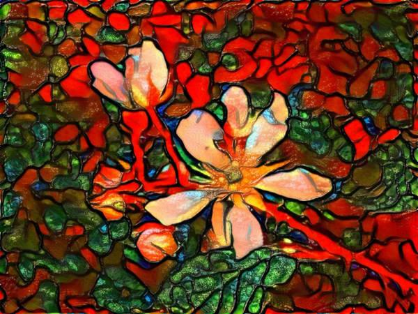 Digital Art - Briar Rose by Amanda Moore