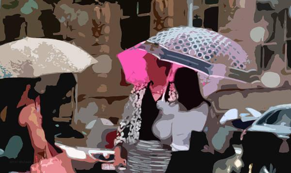 Photograph - Bribane In The Rain #2 by Susan Vineyard