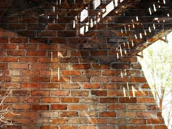 Brick And Rust Art Print