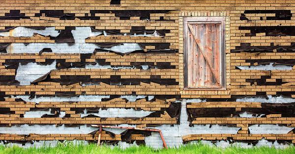 Photograph - Brick Facade by Todd Klassy