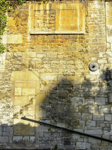 Photograph - Brick-up Window And Doorway, Bradford-on-avon by Jacek Wojnarowski
