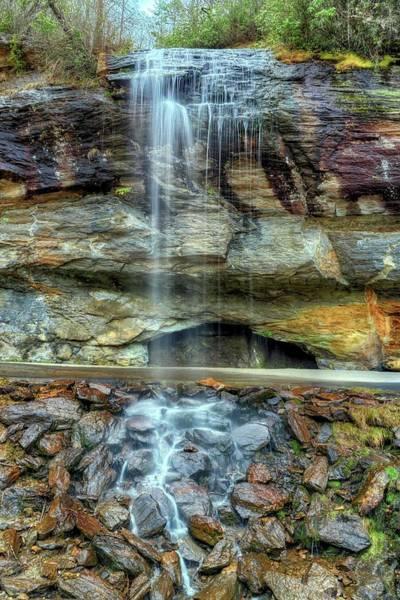 Photograph - Bridal Veil Falls by Daryl Clark