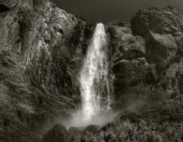 Photograph - Bridal Veil Falls by Michael Kirk