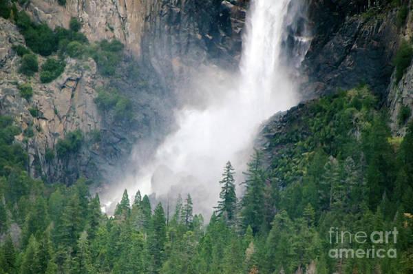 Wall Art - Photograph - Bridalveil Falls by Debby Pueschel