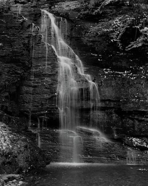 Photograph - Bridal Veil Falls by Raymond Salani III
