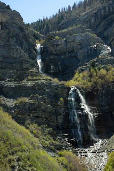 Photograph - Bridal Veil Falls by Richard Lynch