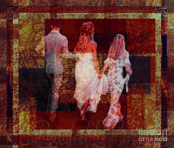 Photograph - Bridal Walk by Lance Sheridan-Peel