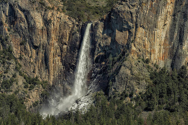 Photograph - Bridalveil Fall by Belinda Greb