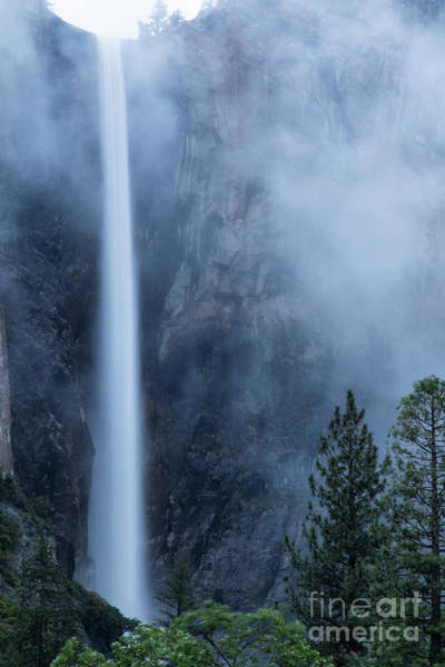 Photograph - Bridalveil Falls by Vincent Bonafede