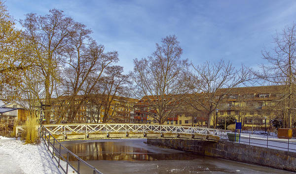 Photograph - Bridge 2a. by Leif Sohlman