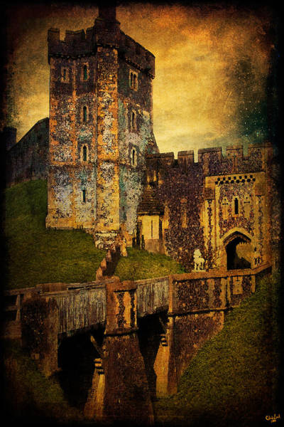 Photograph - Bridge And Portal At Arundel by Chris Lord