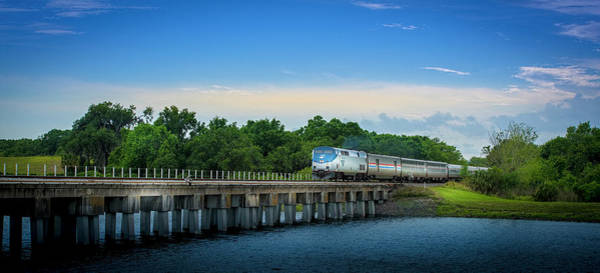 Freight Wall Art - Photograph - Bridge Crossing by Marvin Spates
