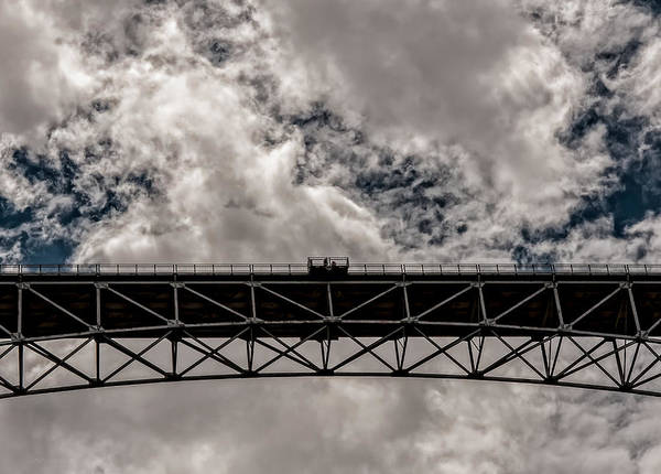 Photograph - Bridge From Below by Britt Runyon