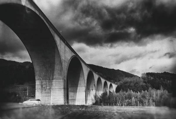 Photograph - Bridge by Hayato Matsumoto