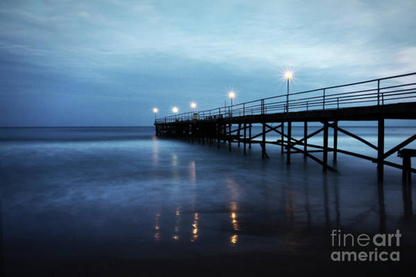 Photograph - Bridge In The Sea by Dimitar Hristov