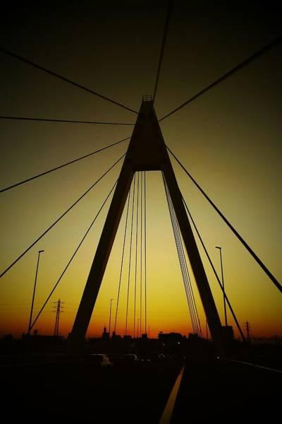 Digital Art - Bridge by Kumiko Izumi
