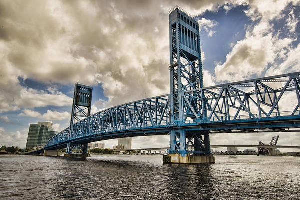 Bridge Of Blues Art Print