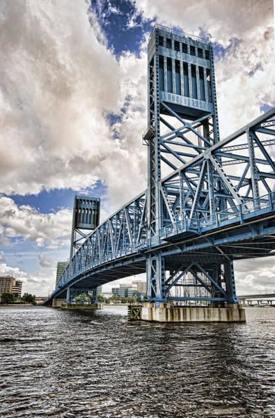 Bridge Of Blues II Art Print