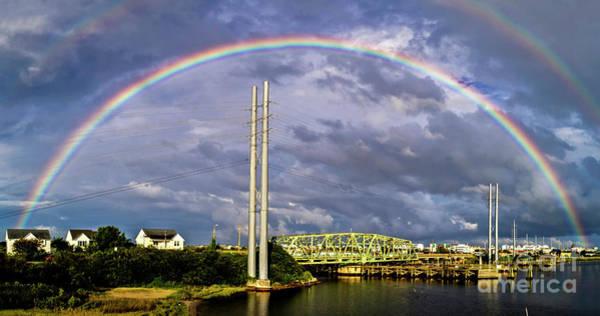 Bridge Of Hope Art Print