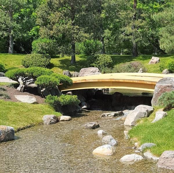 Lethbridge Photograph - Bridge Over Beauty by Kathleen Voort