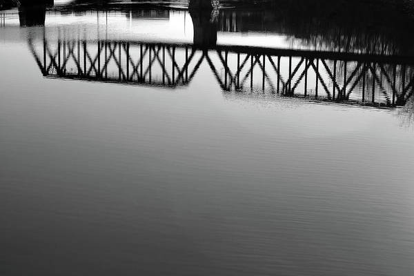 Photograph - Bridge Over Still Waters by Patrick Groleau