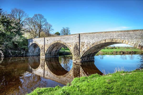 Wall Art - Photograph - Bridge Over The Ribble by W Chris Fooshee