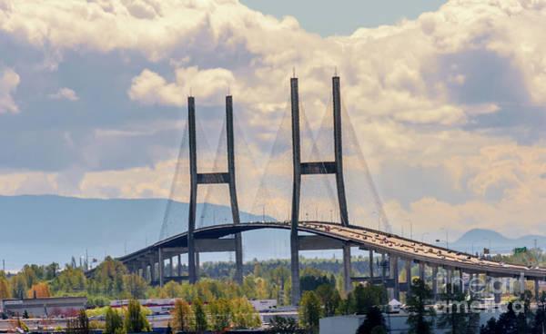 Wall Art - Photograph - Bridge Over The River by Viktor Birkus