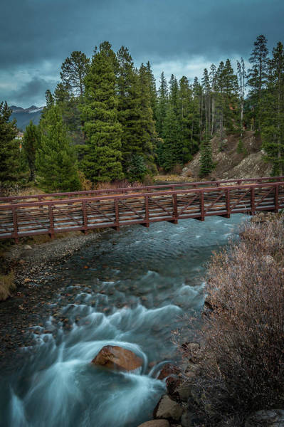 Photograph - Bridge Over The Snake River by Brian Weiss