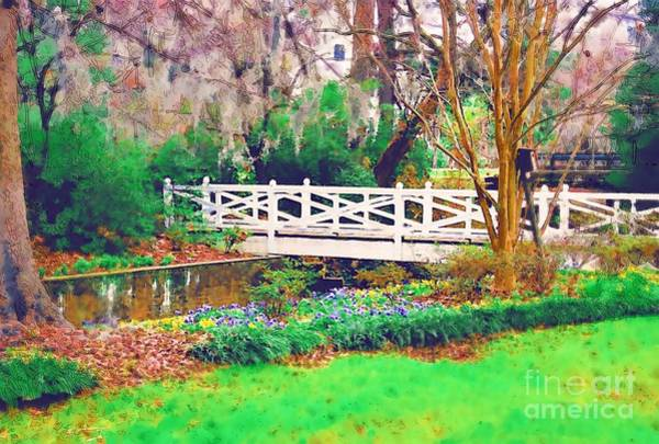 Photograph - Bridge Over Troubled Waters by Donna Bentley