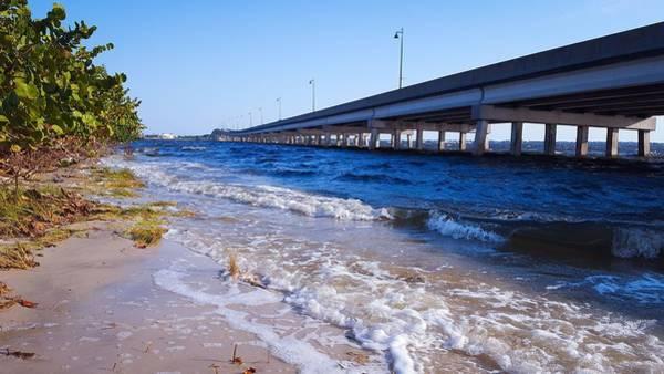 Florida Wall Art - Photograph - Bridge by Ric Schafer