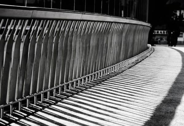 Photograph - Bridge Shadows by Joan Carroll