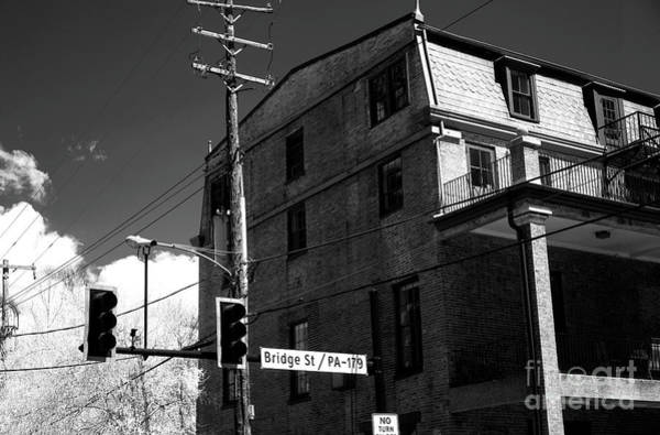 Photograph - Bridge Street Pa 179 by John Rizzuto