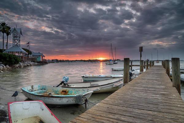 Photograph - Bridge Street Pier by Darylann Leonard Photography
