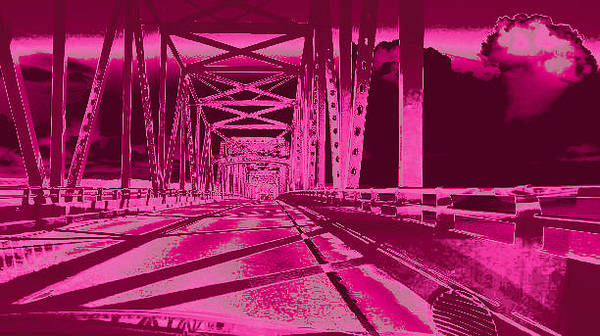 Photograph - Bridge To Astoria #3 by Anne Westlund