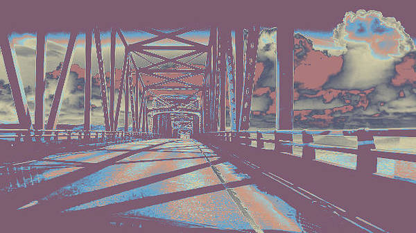 Photograph - bridge to Astoria #6 by Anne Westlund