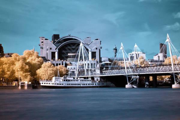 Photograph - Bridge To Charing Cross by Helga Novelli