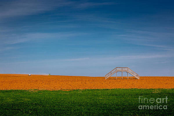 Photograph - Bridge To Nowhere by Roger Monahan