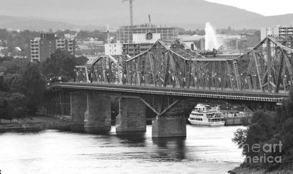 Photograph - Bridge To Quebec by Traci Cottingham