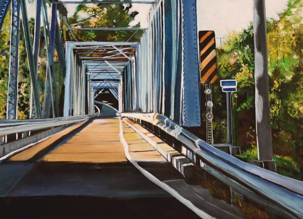 Painting - Bridge To Somewhere by Stephanie Come-Ryker