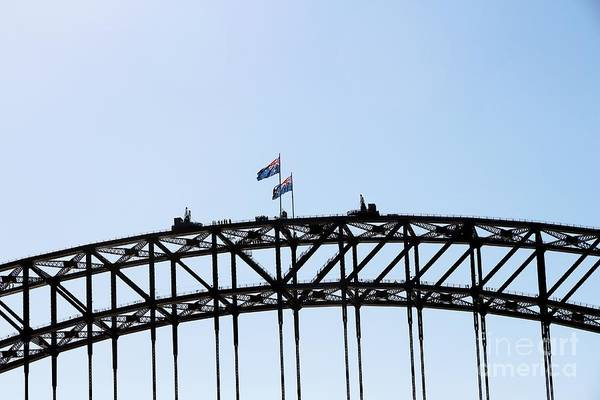 Photograph - Bridge Walk by Stephen Mitchell