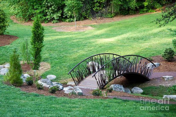 Photograph - Bridge Walkway by Jill Lang