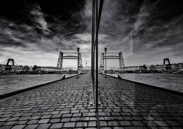 Wall Art - Photograph - Bridges All Over by Gerard Jonkman